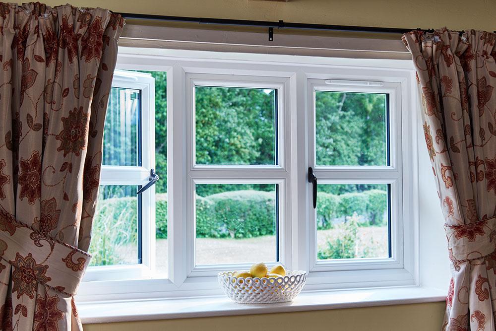 اختيار نوع زجاج النافذة