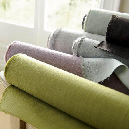 أنواع قماش الستائر