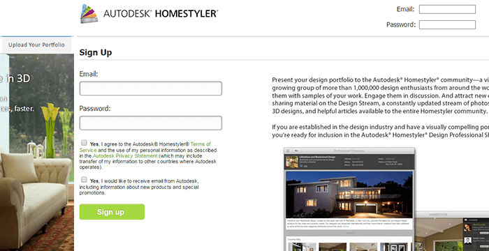 Homestyle-Upload-your-protofolio