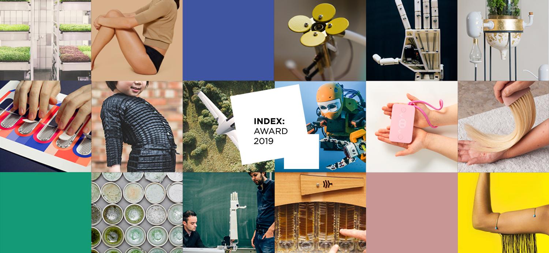 مسابقه INDEX العالمية للتصميم 2019