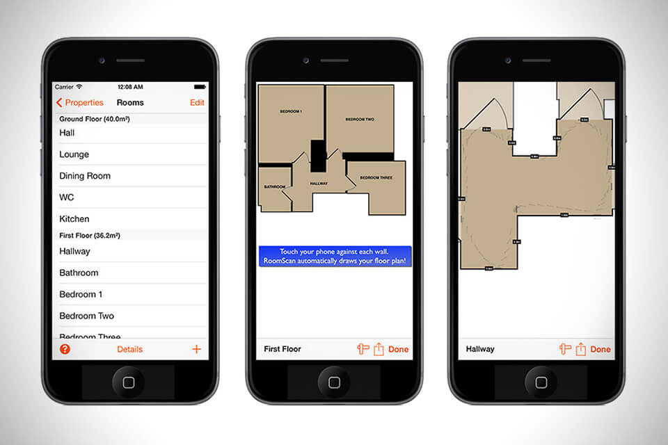 RoomScan-App